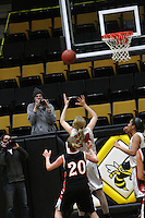 Missouri Class 5 District 10 Girls Championship Game . Jefferson City Lady Jays vs Waynesville.
