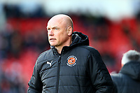 Fleetwood Town Manager Uwe Rosler during the Sky Bet League 1 match between Doncaster Rovers and Fleetwood Town at the Keepmoat Stadium, Doncaster, England on 17 February 2018. Photo by Leila Coker / PRiME Media Images.