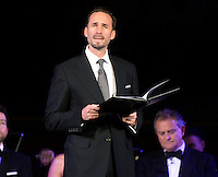 09 March 2016 - London, England - Joseph Fiennes performs as the Prince of Wales hosts a gala concert marking the 10th anniversary of the Children and the Arts charity at St James's Palace, London. Photo Credit: ALPR/AdMedia