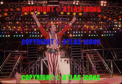 QUIET RIOT, LIVE, 1984, NEIL ZLOZOWER