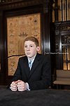 Bar Mitzvah Temple Portraits Shaaray Tefila in Bedford, New York