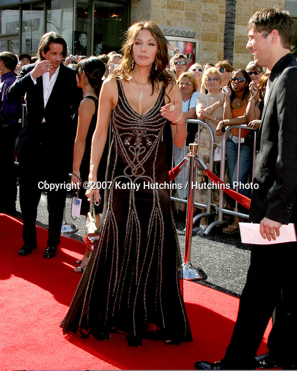 Hunter Tylo .Daytime Emmys 2007.Kodak Theater.Los Angeles, CA.June 15, 2007.©2007 Kathy Hutchins / Hutchins Photo....