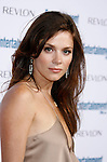 BEVERLY HILLS, CA. - September 20: Actress Anna Friel arrives at Entertainment Weekly's 6th annual pre-Emmy celebration presented by Revlon at the Historic Beverly Hills Post Office on September 20, 2008 in Beverly Hills, California.