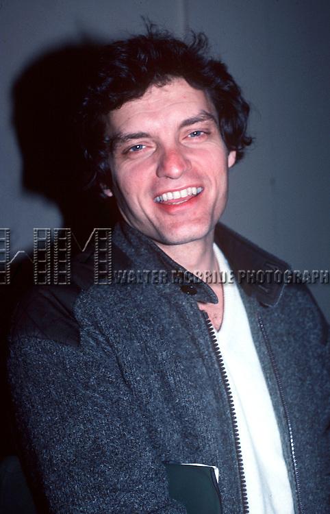 David Selby in New York City in 1981.