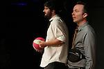 Seeder & Lee at Sketchfest NYC, 2011.