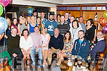 Martina Breen Pinewood and David Long Killarney celebrated their engagement with their family and friends in the dromhall Hotel on Saturday night