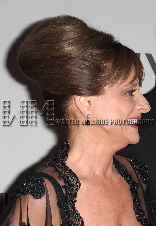 Patti LuPone<br /> attending The 65th Annual Tony Awards in New York City.