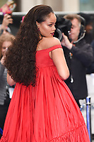 Rihanna at the &quot;Valerian and the City of a Thousand Planets&quot; European Premiere at Cineworld Leicester Square, London, UK. <br /> 24 July  2017<br /> Picture: Steve Vas/Featureflash/SilverHub 0208 004 5359 sales@silverhubmedia.com