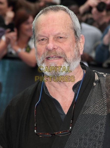 Terry Gilliam.World Premiere of 'Prometheus' at the Empire, Leicester Square, London, England..May 31st, 2012 .headshot portrait black beard facial hair .CAP/ROS.©Steve Ross/Capital Pictures.