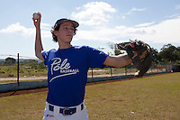 BASEBALL - POLES BASEBALL FRANCE - TRAINING CAMP CUBA - HAVANA (CUBA) - 13 TO 23/02/2009 - NELSON AZIRAR (FRANCE)
