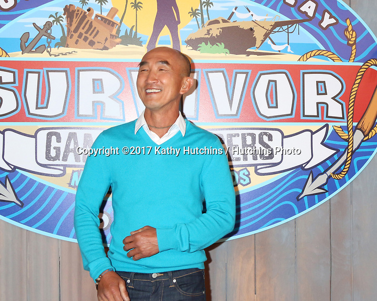"LOS ANGELES - MAY 24:  Tai Trang at the ""Survivor: Game Changers - Mamanuca Islands"" Finale at the CBS Studio Center on May 24, 2017 in Studio City, CA"