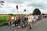Pilger nach Tschenstochau / Pilgrims to Czestochowa