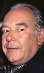 Robin Leach attends the Opening Night of 'Triumph of Love' at the Royale Theatre on October 23, 1997 in New York City.