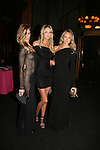 Victoria's Secret Angels - Rosiie Huntington-Whitely - Lindsay Ellingson and Candice Swanepoel at the 12th Annual Collaborating For A Cure - a Dinner & Auction on November 18, 2009 to benefit the Samuel Waxman Cancer Research Foundation at the Park Avenue Armory, New York City, NY. (Photo by Sue Coflin/Max Photos)