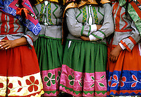 Festa do sol, Inti Raimi em Cuzco. Peru. 1994. Foto de Juca Martins.