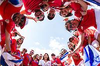 Copa America, Costa Rica (CRC) vs Paraguay (PAR), June 4, 2016