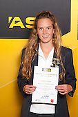 All Rounder Ashleigh Williams from Epsom Girls Grammar School. ASB College Sport Young Sportsperson of the Year Awards held at Eden Park, Auckland, on November 24th 2011.