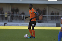 Wesley Fonguck Of Barnet during Barnet vs Bristol Rovers, Emirates FA Cup Football at the Hive Stadium on 11th November 2018