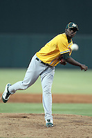 Gregory Paulino - 2012 AZL Athletics (Bill Mitchell)