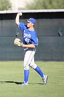 Jason Adam - Kansas City Royals - 2010 Instructional League.Photo by:  Bill Mitchell/Four Seam Images..