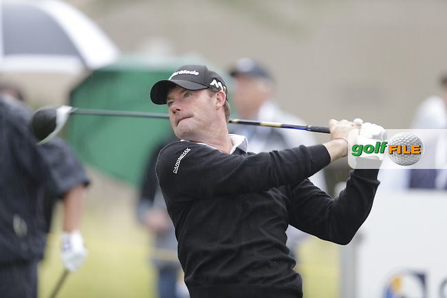 Alex Cejka (GER) tees off the 1st tee during Thursday's Round 1 of the 2017 CareerBuilder Challenge held at PGA West, La Quinta, Palm Springs, California, USA.<br /> 19th January 2017.<br /> Picture: Eoin Clarke | Golffile<br /> <br /> <br /> All photos usage must carry mandatory copyright credit (&copy; Golffile | Eoin Clarke)