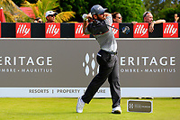 Louis Oosthuizen (RSA) in action during the second round of the Afrasia Bank Mauritius Open played at Heritage Golf Club, Domaine Bel Ombre, Mauritius. 01/12/2017.<br /> Picture: Golffile | Phil Inglis<br /> <br /> <br /> All photo usage must carry mandatory copyright credit (&copy; Golffile | Phil Inglis)