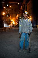 Altos Hornos, Iron smelter, Monclova Coahuila, Mexico