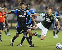 Portland Timbers vs San Jose Earthquakes September 21 2011