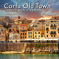 World Heritage Sites - Corfu - Pictures, Images & Photos -