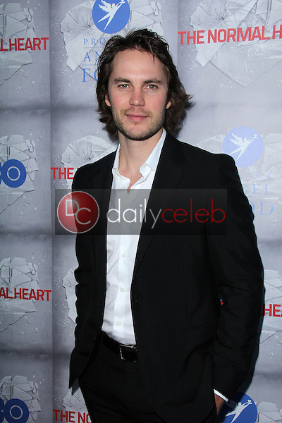 Taylor Kitsch<br /> at the HBO Premiere of &quot;The Normal Heart,&quot; WGA Theater, Beverly Hills, CA 05-19-14<br /> David Edwards/DailyCeleb.com 818-249-4998
