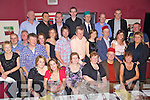 Party Time - Members of The Kingdom Masters Swimming Club pictured having a ball at theior Christmas Party held in O'Donnell's of Mounthawk on Saturday night.