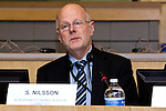 BRUSSELS - BELGIUM - 16 November 2012 -- European Training Foundation (ETF) conference on - Towards excellence in entrepreneurship and enterprise skills. -- Conference conclusions - Staffan Nilsson, President, European Economic & Social Committee. -- PHOTO: Juha ROININEN /  EUP-IMAGES.