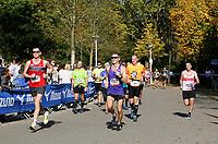 Nederland - Amsterdam - 2017 .  De Marathon van Amsterdam.   Foto Berlinda van Dam / Hollandse Hoogte