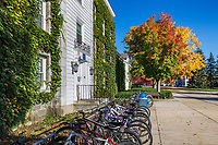 Middlebury College campus, Middlebury, Vermont, USA.