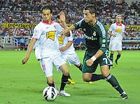 2012.09.15 Spain, Sevilla; Ramon Sanchez pizjuan stadium, Sevilla FC VS Real Madrid, La Liga,CRISTIANO RONALDO ( POR)