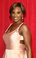Kelle Bryan at The British Soap Awards 2019 arrivals. The Lowry, Media City, Salford, Manchester, UK on June 1st 2019<br /> CAP/ROS<br /> ©ROS/Capital Pictures