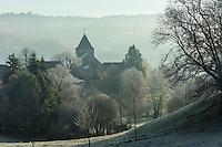 France, Corrèze (19), vallée de la Dordogne, Marcillac-la-Croze // France, Correze, Dordogne Valley, Marcillac la Croze