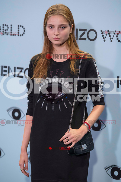 Paula Willems attends to the photocall of Kenzo Summer Party at Royal Theater in Madrid, Spain September 06, 2017. (ALTERPHOTOS/Borja B.Hojas) /NortePhoto.com