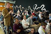WaterForce Symposium op 21 april 2011 bij Waternet in Amsterdam.