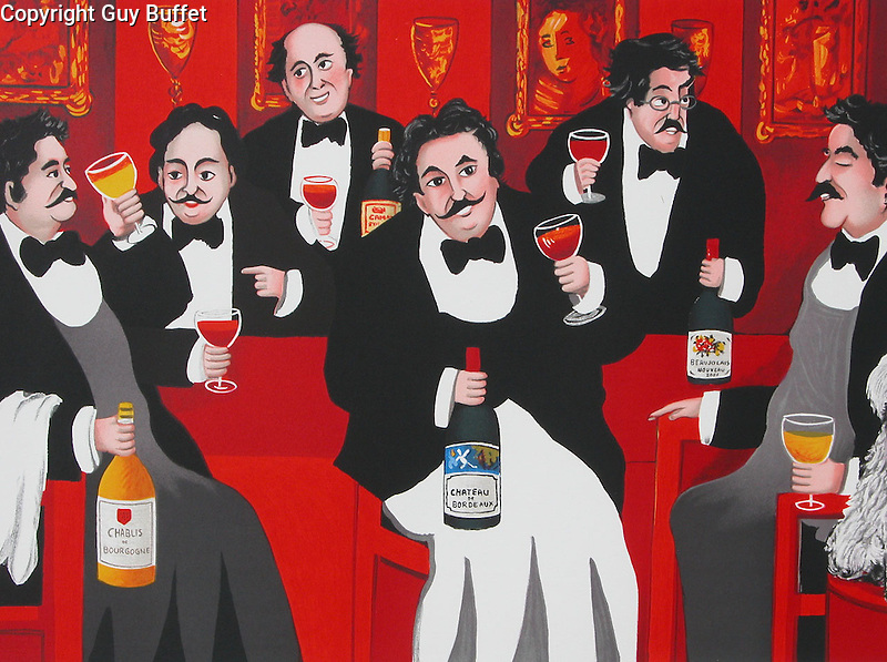 &quot;A Gathering of Connoisseurs&quot;<br /> Limited Edition Lithograph on Paper 21x31<br /> EA w/Original Watercolor Remarque $2,200.<br /> PP w/Original Watercolor Remarque $2,200.<br /> SN $800