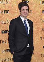 "NORTH HOLLYWOOD, CA - MAY 11:  Michael Esper at the For Your Consideration Red Carpet Event for FX's ""Trust"" at the Saban Media Center at the Television Academy on May 11, 2018 in North Hollywood, California. (Photo by Scott Kirkland/FX/PictureGroup)"