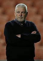 1st August 2020, Hamilton, New Zealand;  Chiefs Head Coach Warren Gatland. Chiefs versus Crusaders, Super Rugby Aotearoa. FMG Stadium Waikato, Hamilton, New Zealand.