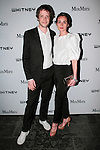Damien Kulash and Ambra Medda arrive at the annual Whitney Art Party hosted by the Whitney Contemporaries, and sponsored by Max Mara, at Skylight at Moynihan Station on May 1, 2013.