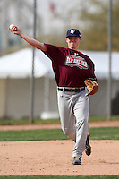 January 17, 2010:  Colin O'Gara (East Northpoint, NY) of the Baseball Factory North Team during the 2010 Under Armour Pre-Season All-America Tournament at Kino Sports Complex in Tucson, AZ.  Photo By Mike Janes/Four Seam Images