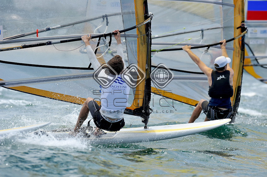 Sam Treharne (AUS)<br />