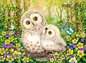 Kayomi, CUTE ANIMALS, LUSTIGE TIERE, ANIMALITOS DIVERTIDOS, paintings+++++,USKH288,#ac#, EVERYDAY