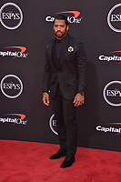 LOS ANGELES, USA. July 10, 2019: Russell Wilson at the 2019 ESPY Awards at the Microsoft Theatre LA Live.<br /> Picture: Paul Smith/Featureflash