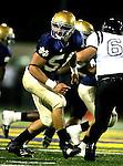 Servite @ Notre Dame - Sherman Oaks (CIF Southern Section).Anthony McDonald (54).Notre Dame High School Stadium.Sherman Oaks, CA (Los Angeles) - October 5, 2007.KN1R8183.CREDIT: Dirk Dewachter