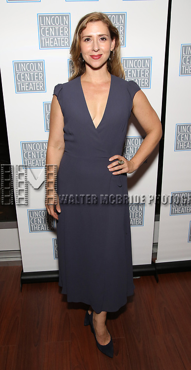 Miriam Silverman attends the Opening Night After Party for the Lincoln Center Theater Production of 'Junk' on November 2, 2017 at Tavern On The Green in New York City.