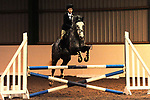 Class 9. Unaffiliated showjumping. Brook Farm Training Centre. Essex. UK. 03/12/2017. ~ MANDATORY Credit Ellen Szalai/Sportinpictures - NO UNAUTHORISED USE - 07837 394578